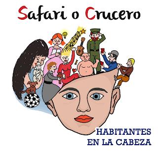 Safari o Crucero Habitantes en la cabeza