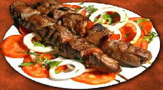 شيش كباب اللحم