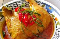 Resep Cara Membuat Gulai Ayam Pedas Paling Enak