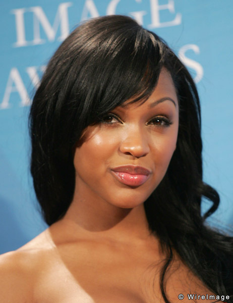 For News Sake: Megan Good The New Face of Luster Products