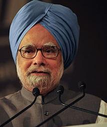 Dr  Manmohan Singh  Prime Minister of India  Printsasia in