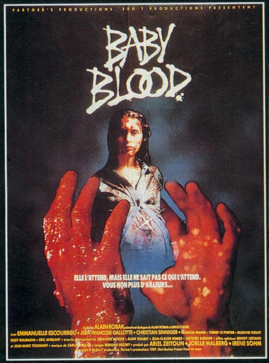 B grade gems baby blood for Inside french horror movie