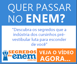 Segredos do Enem