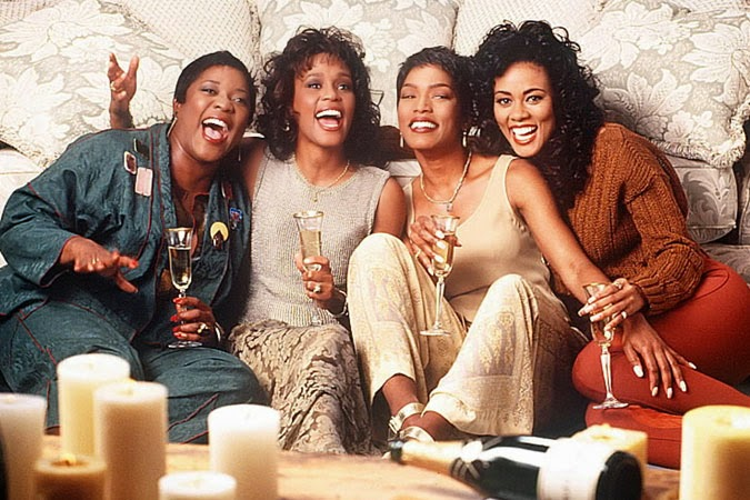 waiting to exhale African american stars whitney houston, shirley bassett, lela rochon and  loretta devine made 'waiting to exhale' relevant to all women.
