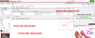 Netzero Message Center Login To Check Email Abc Stores