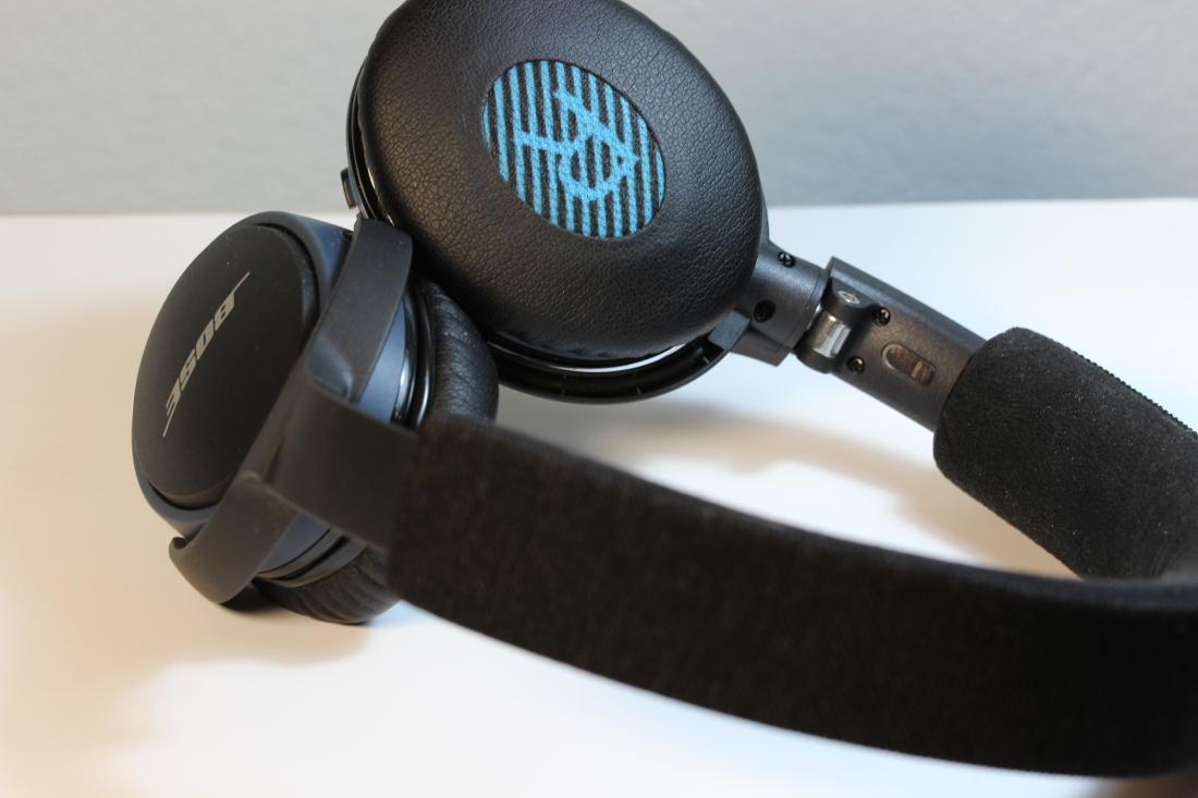 Bose SoundLink Bluetooth On-Ear Kopfhörer