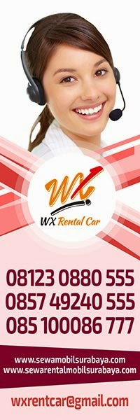 Kontak Rental Mobil Surabaya