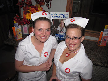 Real Nurses...But Traditional Outfits Only on Halloween