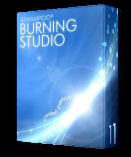 Ashampoo Burning Studio dengan lisensi gratis