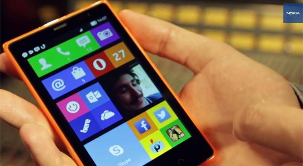 Nokia presento sus nuevos Modelos con Android
