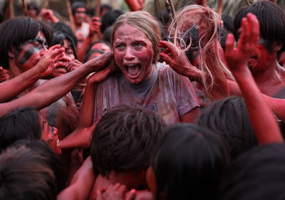 Kirby Bliss Blanton in The Green Inferno