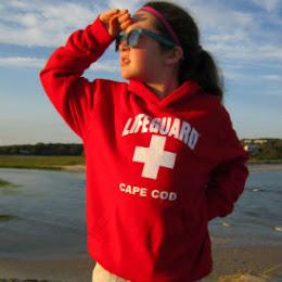 Cape Cod Lifeguard Hoodie