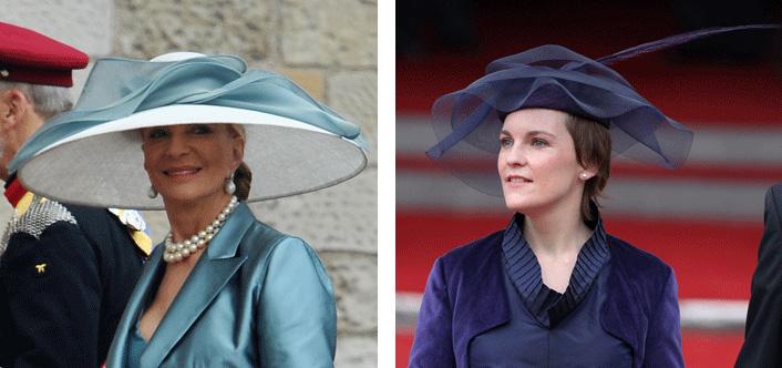royal wedding hats images. Royal Wedding Hats