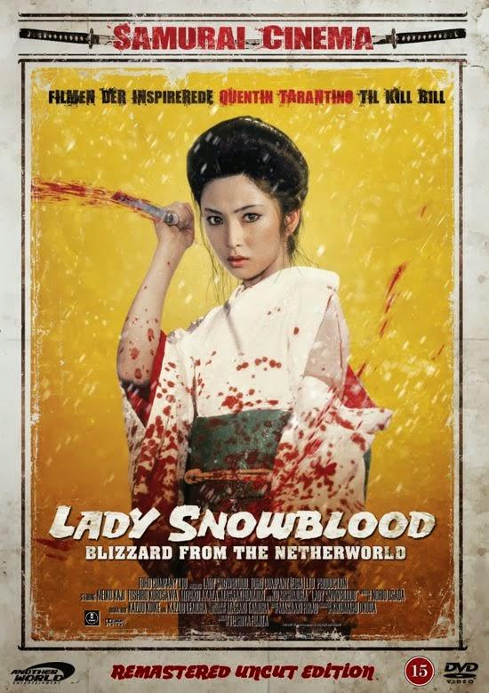 Lady Snowblood 1 (1973)