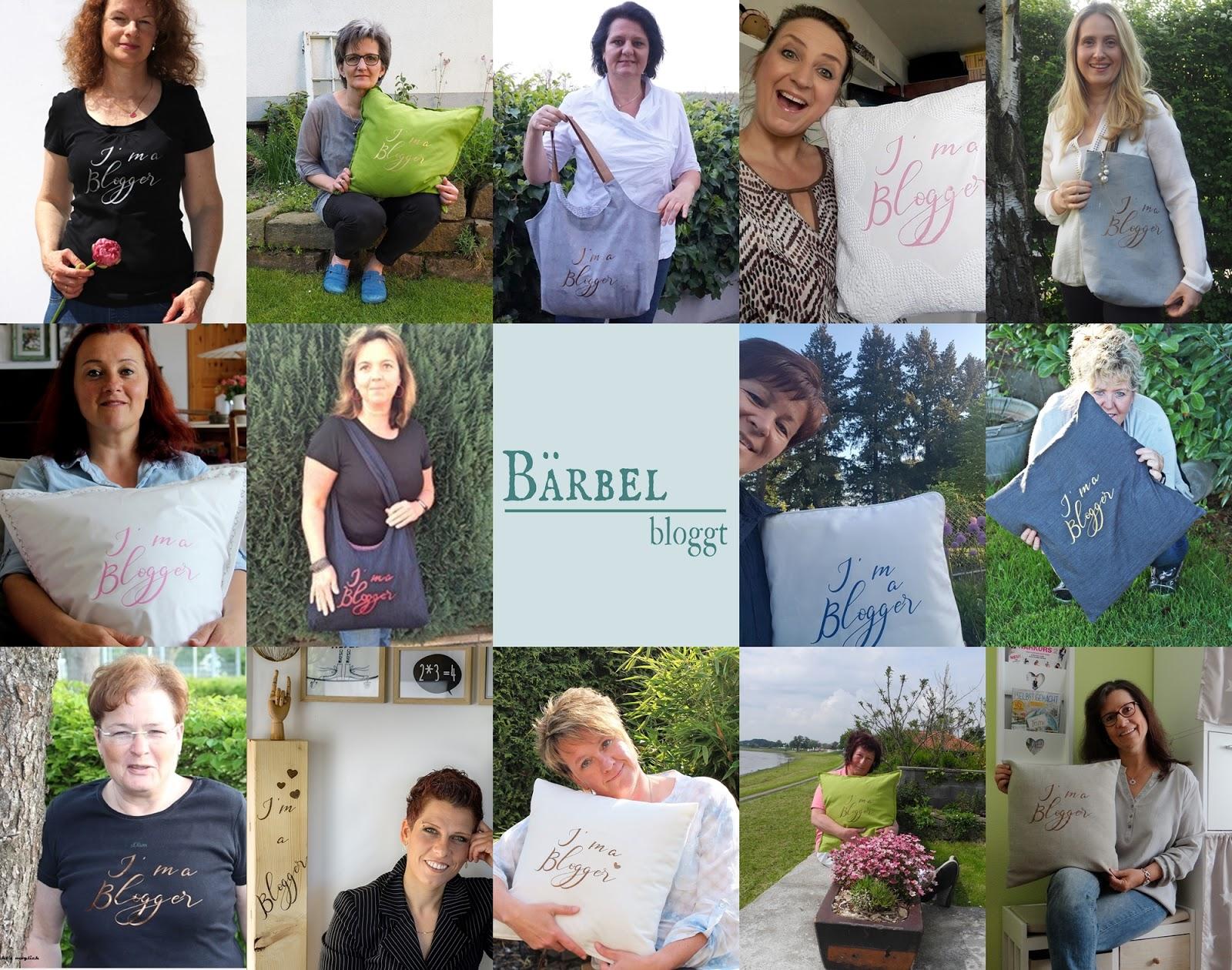 I'm a Blogger - Die Bärbels