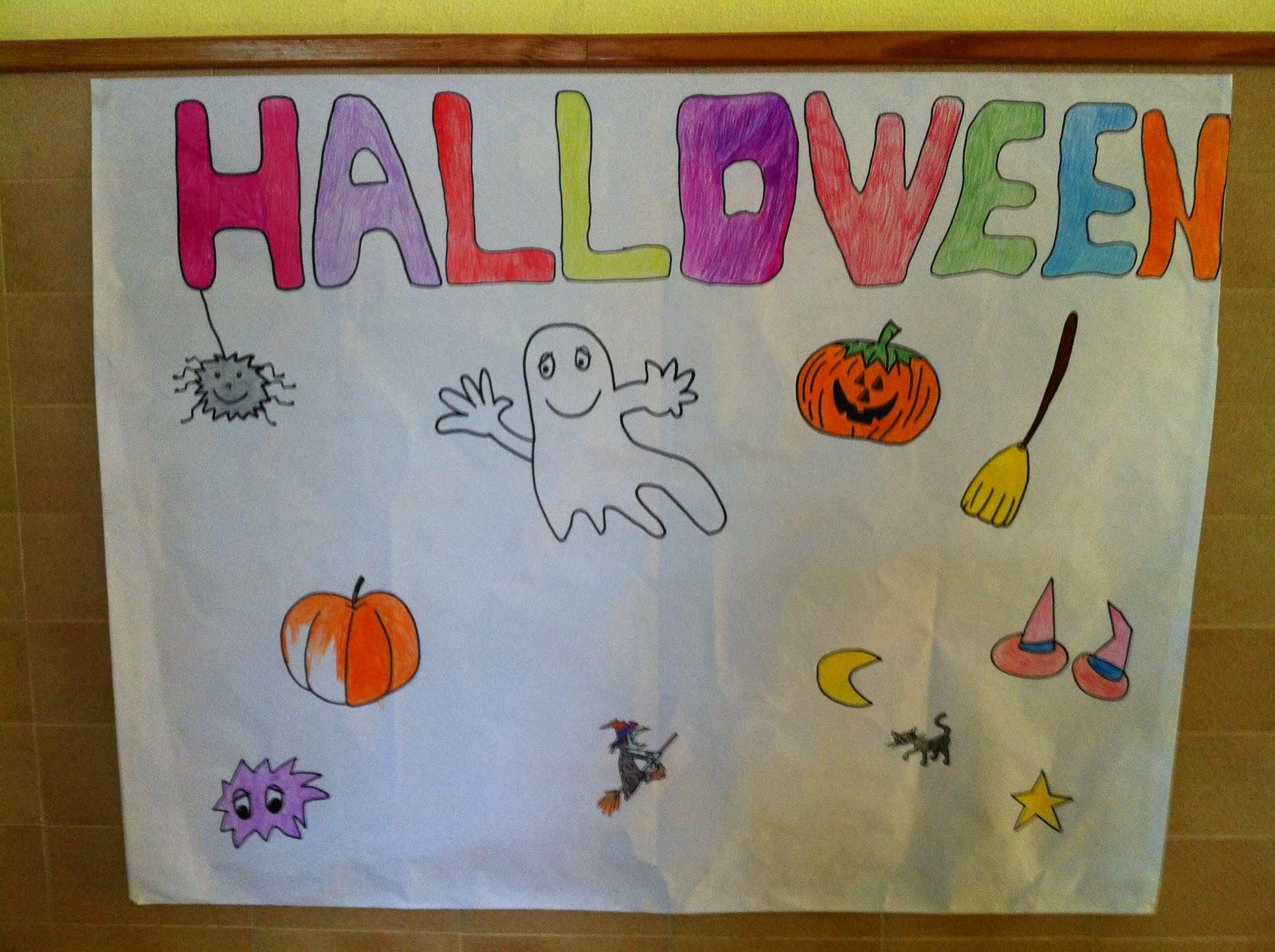 Octubre 2011 ceip los quintana - Halloween hipercor ...