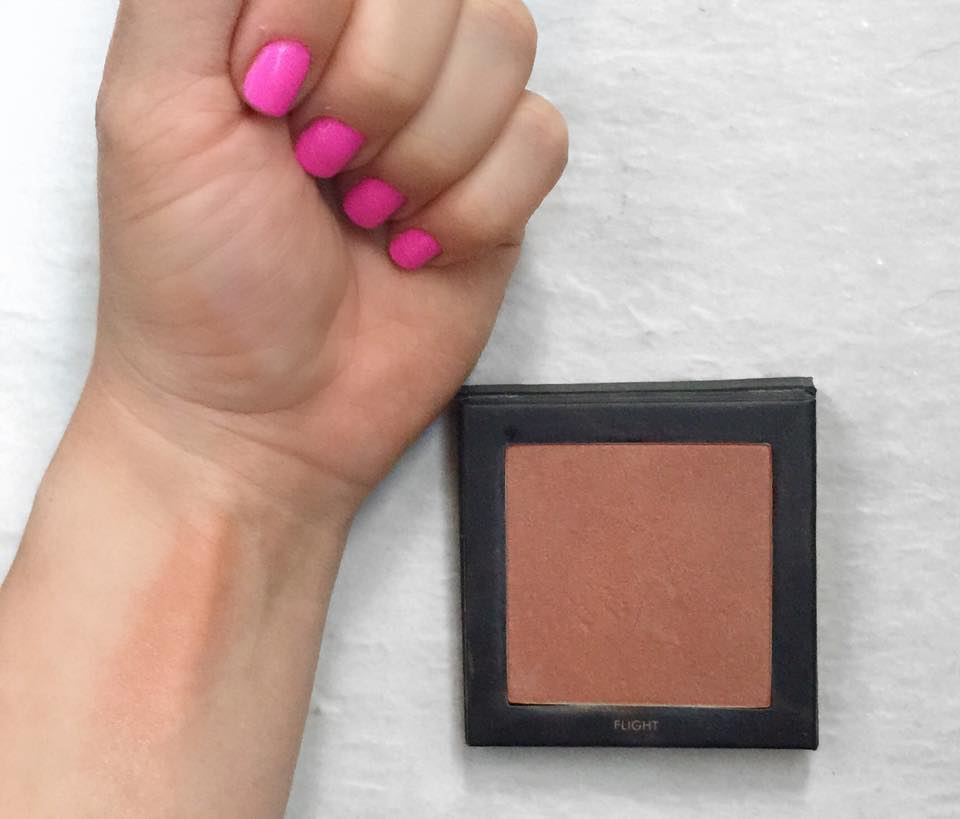 borghese blush review