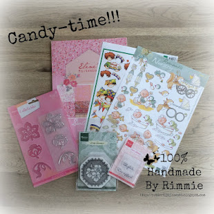100% Handmade by Rimmie - Candy