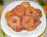 Ricetta frittelle di mele