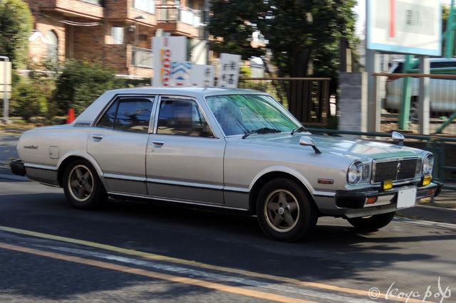 Toyota Mark II X30/X40  クラシックカー stary japoński samochód klasyk oldschool