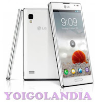 LG Optimus L9 YOIGO marzo 2013 precios y caracteristicas