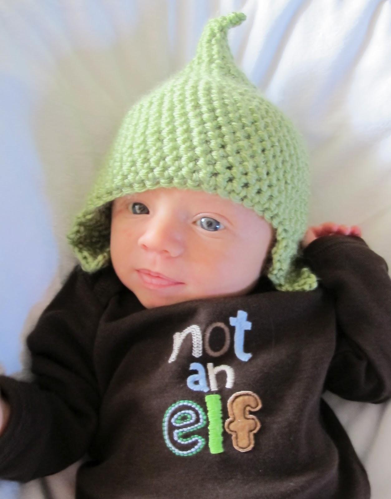 little notes: Elf Hat Free Crochet Pattern