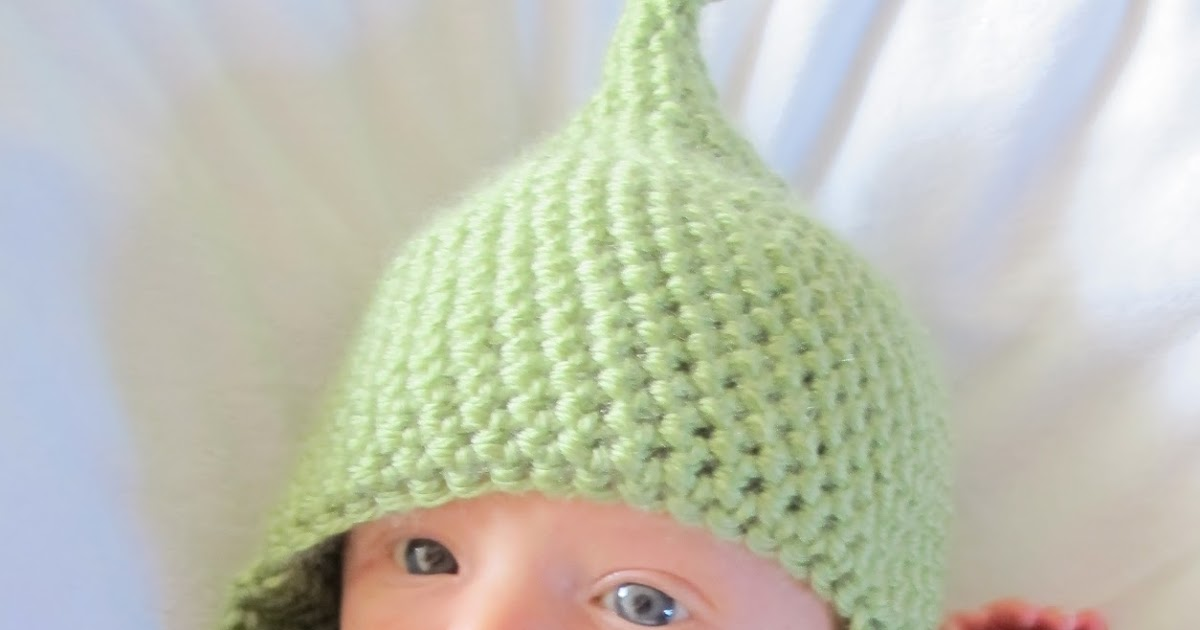 Free Crochet Pattern For Gnome Hat : little notes: Elf Hat Free Crochet Pattern