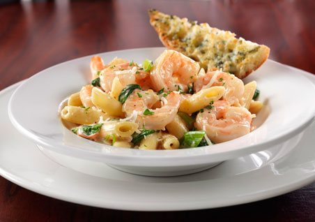Cooking Recipes: Peppered Shrimp Alfredo