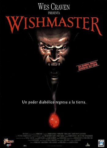 Wishmaster 1997 Dual Audio Movie Download