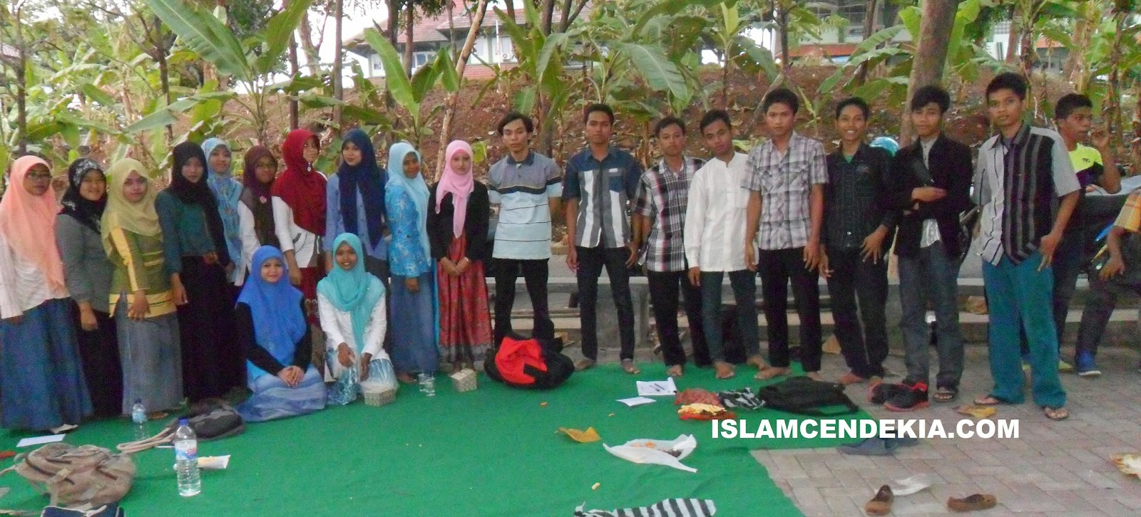 Himpunan Mahasiswa Islam Komisariat Tarbiyah Gelar Diskusi Kurikulum 2013