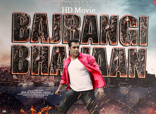 Watch Bajrangi Bhaijaan (2015) Full Movie Online Free