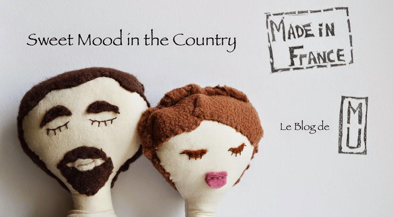 Sweet Mood In the Country. Le blog d'une maman parisienne et créatrice partie pour la campagne.