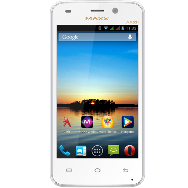 MSD7 Smarty - AXD21_white - Maxx mobile