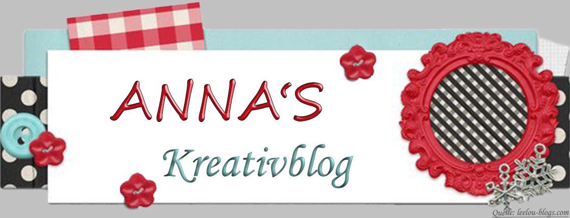 AnnA´s Kreativ Blog