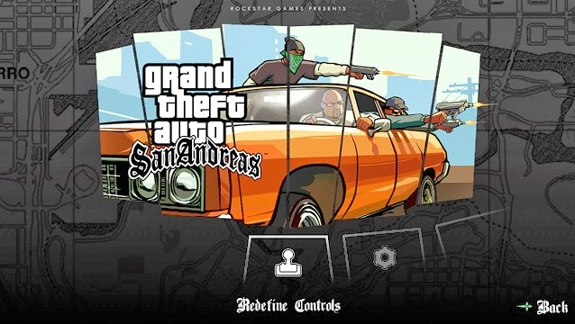 Gta San Andreas 1.0.3 Android Hileli Apk + Data İndir