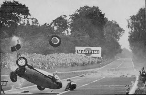 Julius Weitmann crash