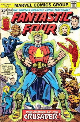 Fantastic Four #164, the Crusader