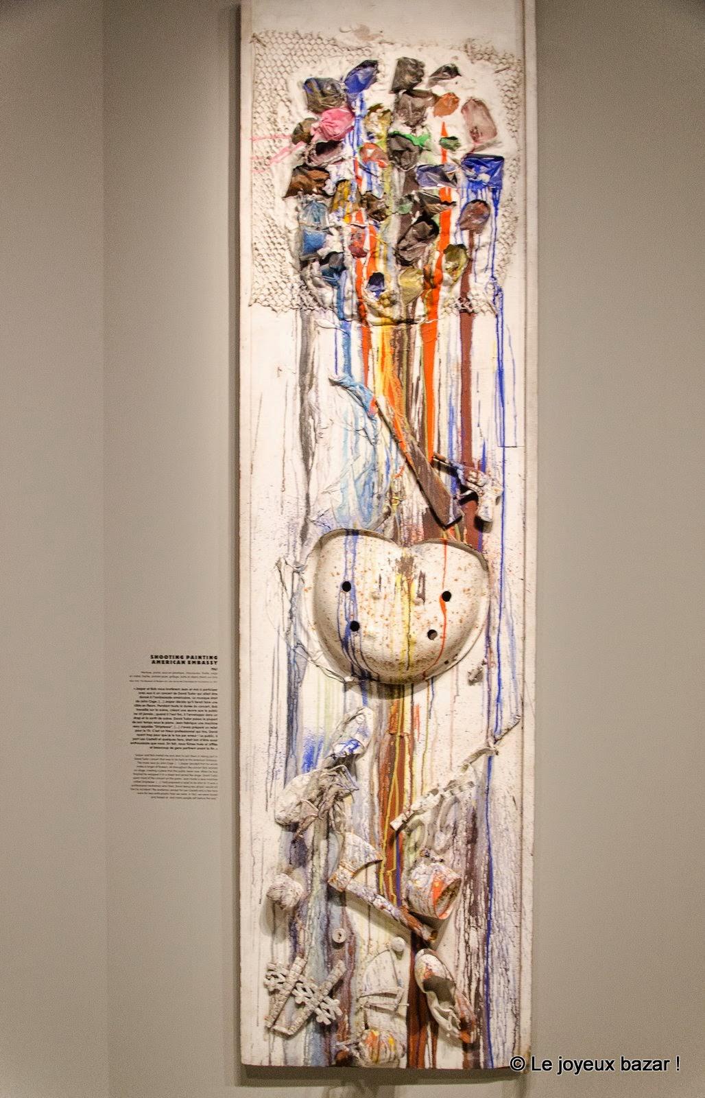 Niki de Saint Phalle - les tirs