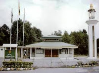 Kampong Sungai Mau Brunei