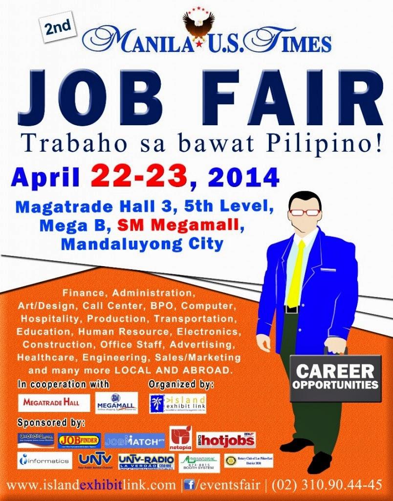 Manila-US Times Job Fair