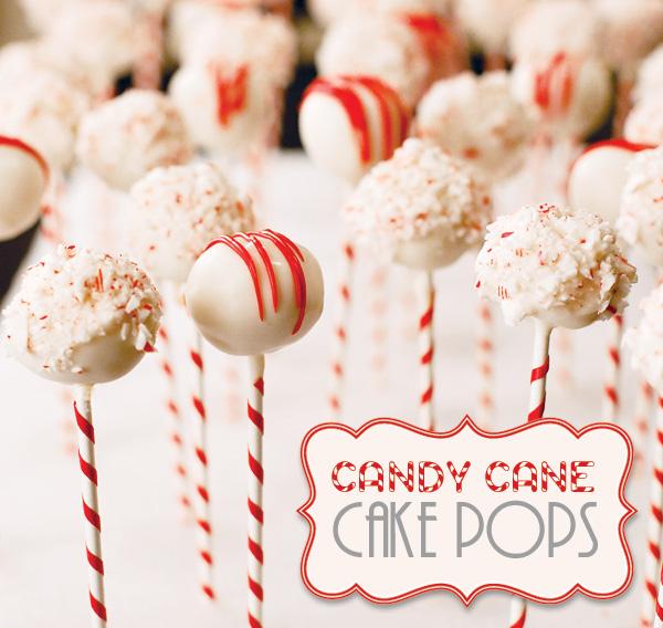 Juneberry Lane: Candy Cane Cake Pops!!!
