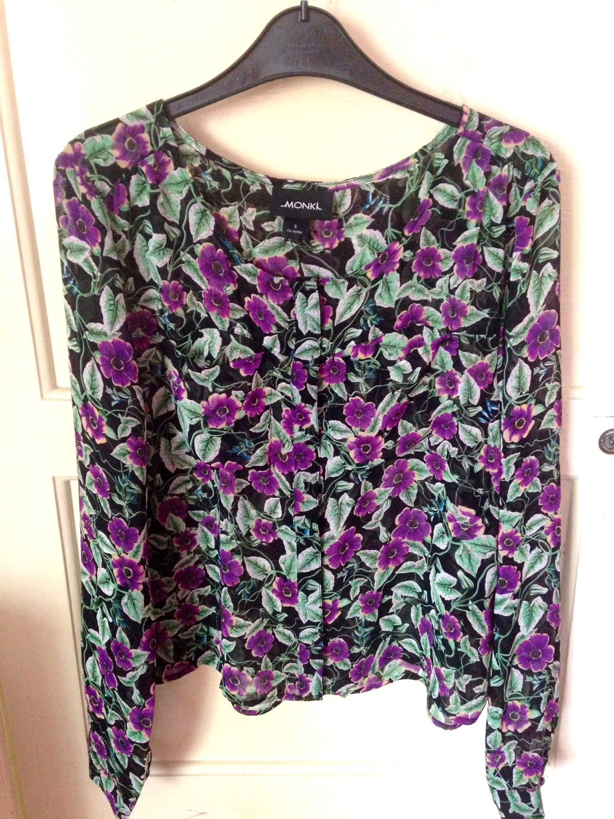 Monki Jessa Blouse