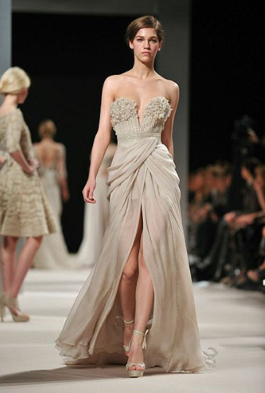 Fashion And Stylish Dresses Blog: Evening Dresses From Elie Saab