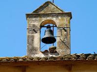 L'espadanya amb campana de Can Rabassa