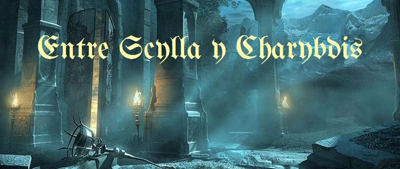 Entre Scylla y Charybdis