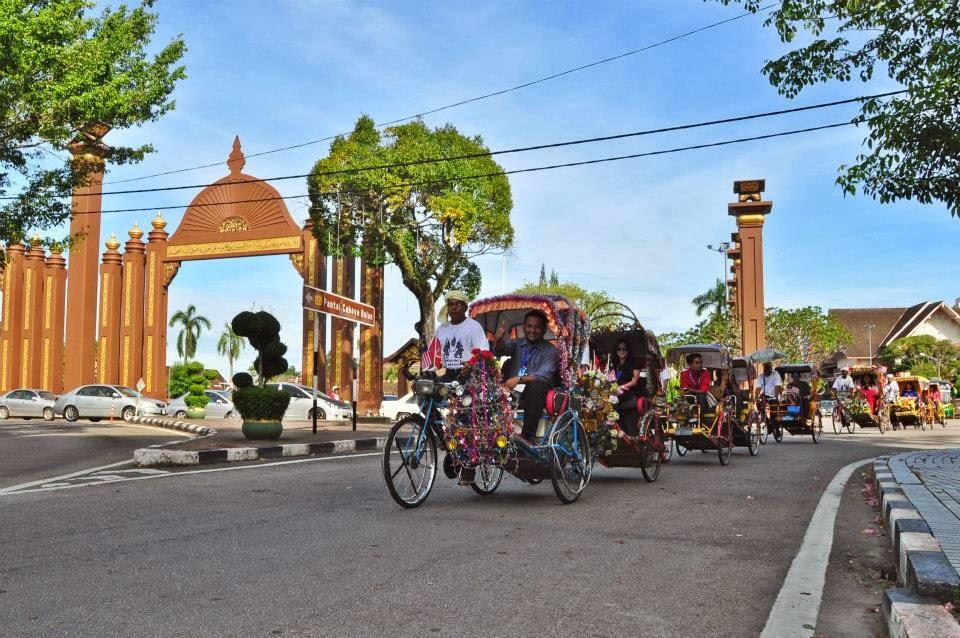 Visit Malaysia 2014 - A Guide To Kota Bharu, Kelantan
