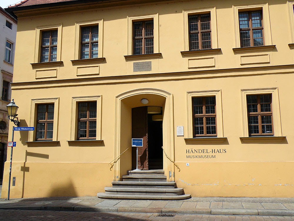 Händel-Haus Musikmuseum, Halle