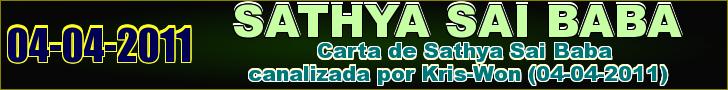 CARTA DE SATHYA SAI BABA