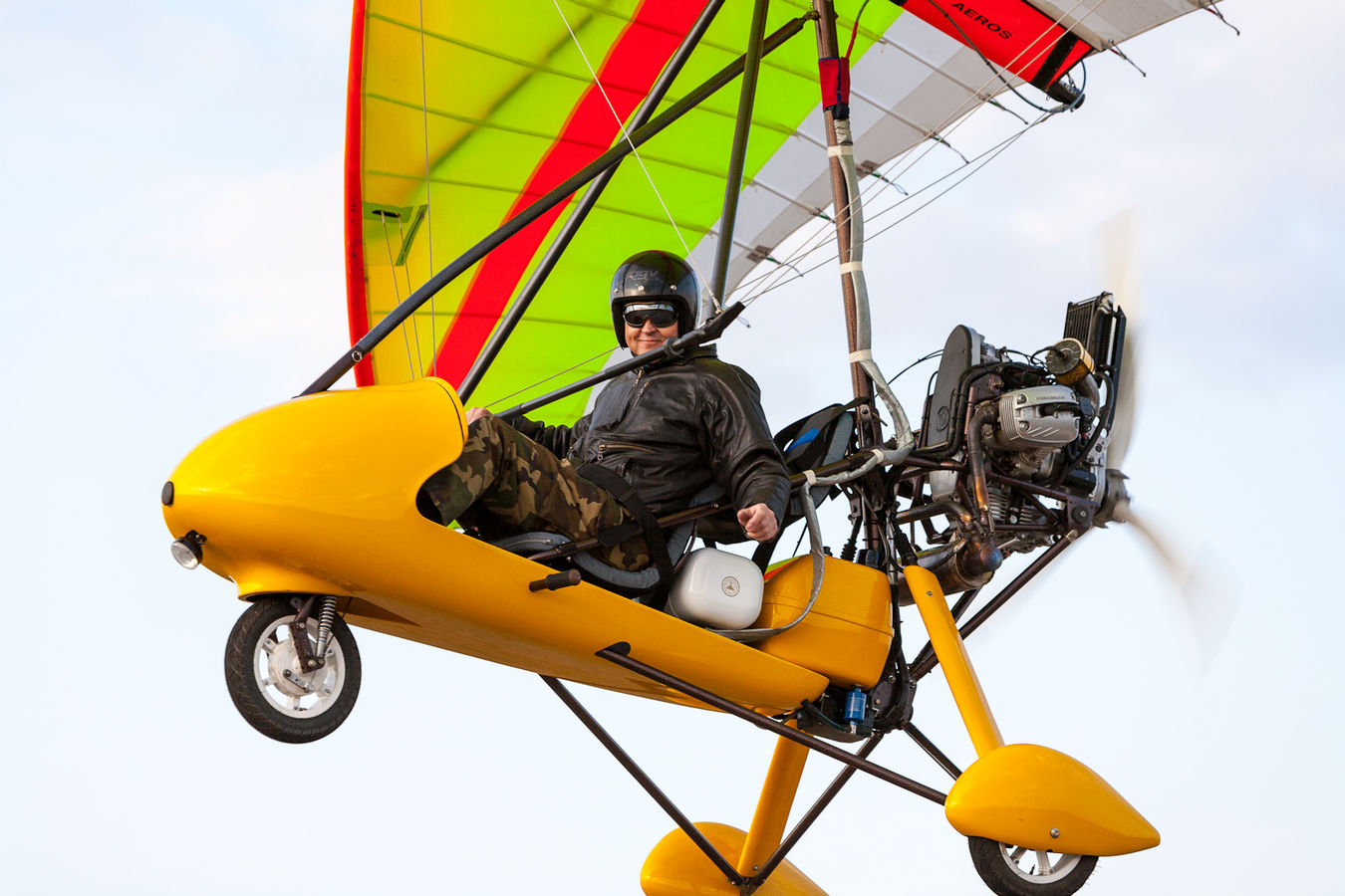 ultralight trike essay