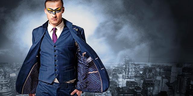 Indochino Superhero Collection 2012